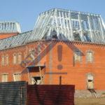 Мансарда, Кашира - Строительная компания ЛСТКИНФО. Строительство из ЛСТК в Москве и Московской области