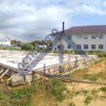 Начало строительства 2-го корпуса швейной фабрики, г. Раменское - Строительная компания ЛСТКИНФО. Строительство из ЛСТК в Москве и Московской области