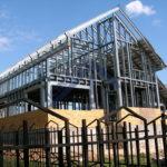 Дом, Коломна - Строительная компания ЛСТКИНФО. Строительство из ЛСТК в Москве и Московской области